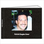 Pat Comer - 11 x 8.5 Photo Book(20 pages)
