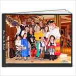 Pirate Night on the Disney Cruise - 7x5 Photo Book (20 pages)