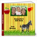 Personalized ABC Kids Book, 12x12 20pg - 12x12 Photo Book (20 pages)