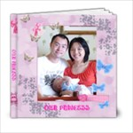 OUR PRINCESS - 6x6 Photo Book (20 pages)