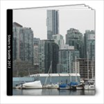 Sisters in Seattle 2012 - 8x8 Photo Book (20 pages)