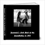 Grammie - 6x6 Photo Book (20 pages)