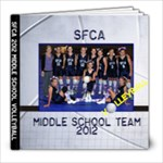 SFCA - 8x8 Photo Book (20 pages)
