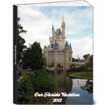 Florida Photobook - 9x12 Deluxe Photo Book (20 pages)