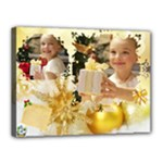 Christmas Carvas  - Canvas 16  x 12  (Stretched)
