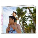 2012 BORACAY01 - 7x5 Photo Book (20 pages)