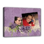 Lavender Dream - Canvas 16x12(stretched)  - Canvas 16  x 12  (Stretched)