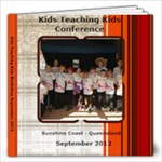 kids teaching kids - 12x12 Photo Book (20 pages)
