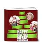 christmas book - 4x4 Deluxe Photo Book (20 pages)