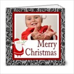 christmas book - 6x6 Photo Book (20 pages)