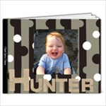 Hunters Baby Book - 9x7 Photo Book (20 pages)