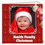 Picture Christmas 12x12 Book (40 pages) - 12x12 Photo Book (40 pages)