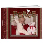 Christmas 11x8.5 20 Photo Book (20 Pages) - 11 x 8.5 Photo Book(20 pages)