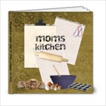 moms kitchen - 6x6 Photo Book (20 pages)