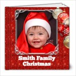 Picture Christmas 8x8 Book (39 pages) - 8x8 Photo Book (20 pages)