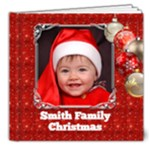Picture Christmas Deluxe 8x8 Book 1 (20 pages) - 8x8 Deluxe Photo Book (20 pages)