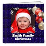 Picture Christmas Deluxe 8x8 Book 2 (20 pages) - 8x8 Deluxe Photo Book (20 pages)
