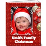 Picture Christmas Deluxe 9x12 Book 1 (20pages) - 9x12 Deluxe Photo Book (20 pages)