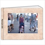 France 2008 - 7x5 Photo Book (20 pages)