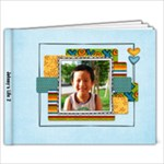 Johnny_3 - 7x5 Photo Book (20 pages)