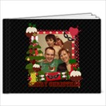 Merry Christmas Book - 7x5 Photo Book (20 pages)