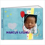 Marcus Leung - 19112012 - 7x5 Photo Book (20 pages)