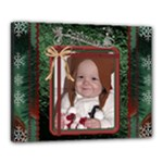 Christmas 20x16  Stretched Canvas - Canvas 20  x 16  (Stretched)