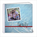 my family - 6x6 Photo Book (20 pages)