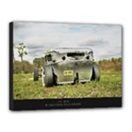 Rat Rod Canvas - Canvas 16  x 12  (Stretched)