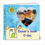 Eason - 6x6 Photo Book (20 pages)