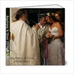 gamos-roz-02 - 6x6 Photo Book (20 pages)