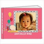 yoyo2 - 7x5 Photo Book (20 pages)