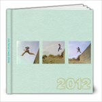 2012 photobook - 8x8 Photo Book (20 pages)