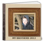 SEAN S TRIP - 8x8 Deluxe Photo Book (20 pages)