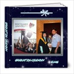 elmas graduation - 8x8 Photo Book (20 pages)