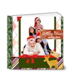 merry christmas - 4x4 Deluxe Photo Book (20 pages)