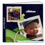 Atticus - 8x8 Deluxe Photo Book (20 pages)