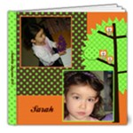 Sarah - 8x8 Deluxe Photo Book (20 pages)