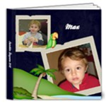 max - 8x8 Deluxe Photo Book (20 pages)