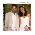 gamos-roz-03 - 6x6 Photo Book (20 pages)