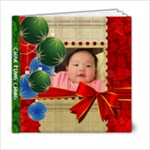 Boo Xmas Book - 6x6 Photo Book (20 pages)