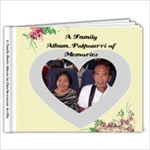 A Famliy Photo Album - 11 x 8.5 Photo Book(20 pages)