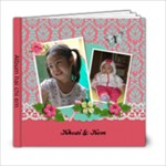 Hai chi em - 6x6 Photo Book (20 pages)