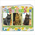 lovely cats - 7x5 Photo Book (20 pages)
