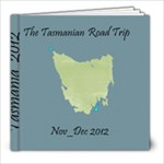 Tassie 2012 - 8x8 Photo Book (20 pages)