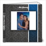 8 X 8 OUR JOURNEY - 8x8 Photo Book (20 pages)