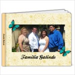 galindo 2012 - 9x7 Photo Book (20 pages)