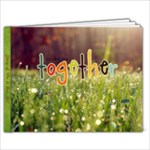 Iris  - 7x5 Photo Book (20 pages)