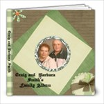 Craig and Barb - 8x8 Photo Book (20 pages)