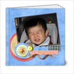 kenji 1 - 6x6 Photo Book (20 pages)